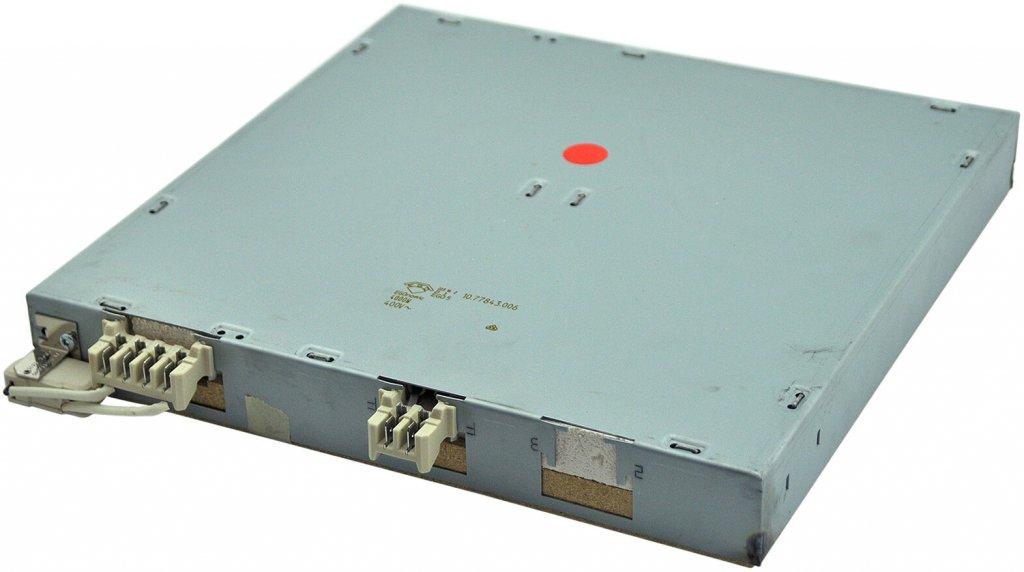 Strahlungsheizkorper 4 000w 400v 270x270mm 1 Zone Steckanschluss