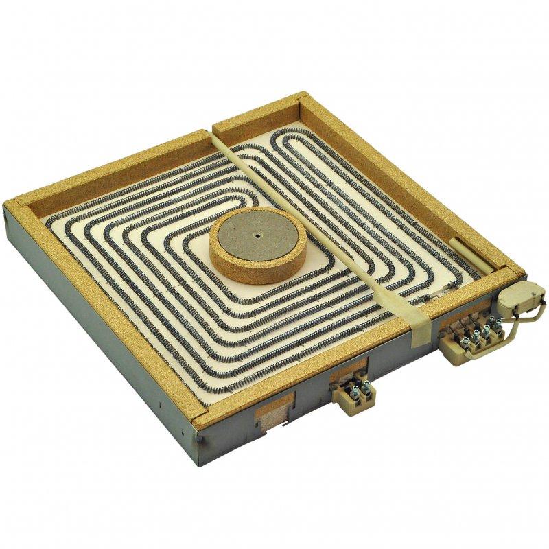 Strahlungsheizkorper 4 000w 400v 270x270mm 1 Zone