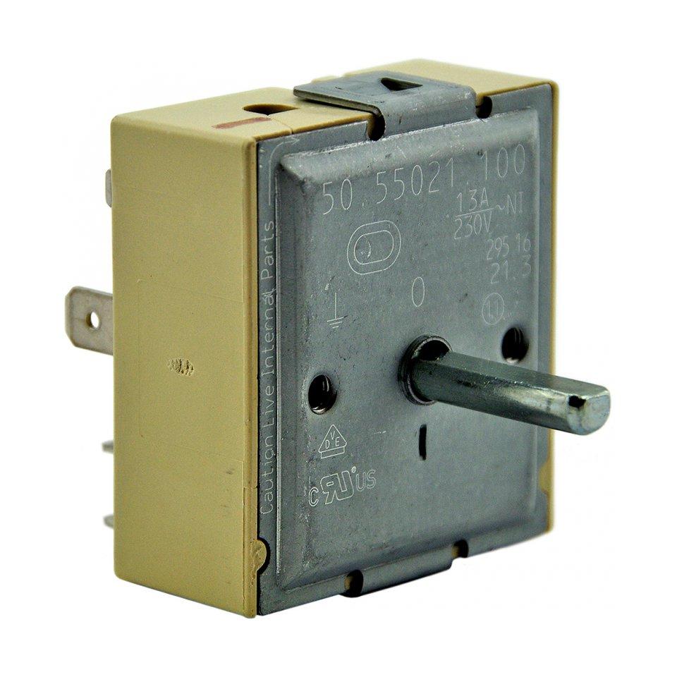 Energieregler Zweikreis 50.55 Serie