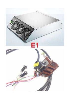 Fehlermeldungen vom Generator / POTI knebel (E1)