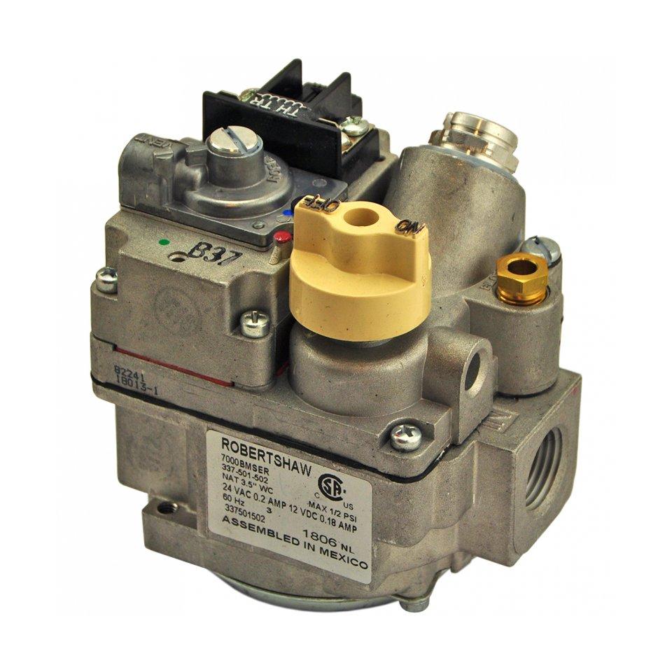 Elektrisch gesteuerte Gasventile RS