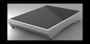 Semi-Pro und Tischmodellen Induktion
