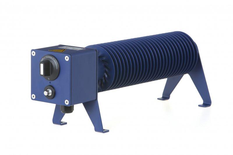 Rippenrohrheizkörper Type HGI CB1000/TH, 1.000W / 230V